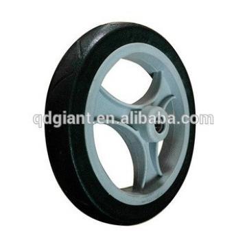 8x1.5 inch PU foam wheel for baby cart
