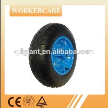 480/400-8 wheelbarrow wheel with steel rim
