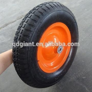 wheelbarrow pneumatic wheel