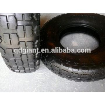 hand trolley large tire and tube 4.00-6