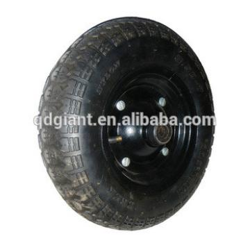 one Wheel and Enclosed Structure wheelbarrow tyre 3.50-7