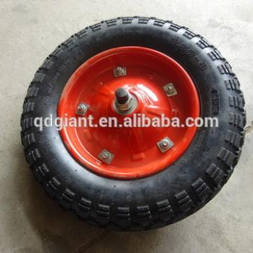 High quality hand barrow rubber wheel 350-8