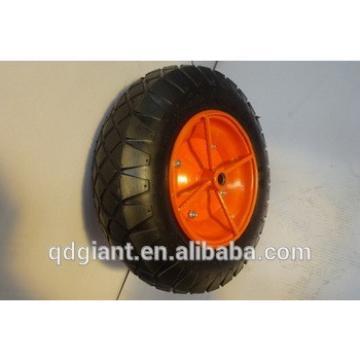 Hand tool pneumatic rubber wheel 350-8
