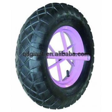 pneumatic wheelbarrow wheel 4.00-8
