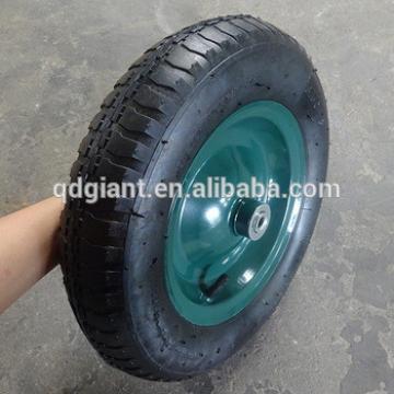 For wheelbarrow 3.50-8 pneumatic rubber wheel