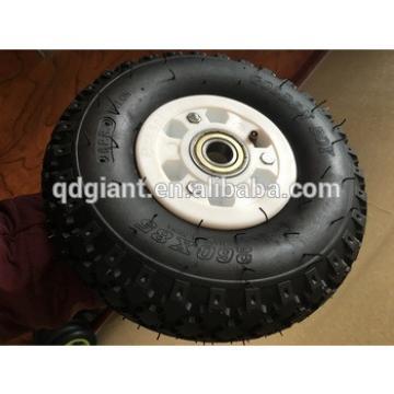 Korea market 260x85mm buggy cart/shopping cart trolley wheel