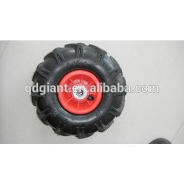 3.50-4 wearproof pneumatic wheel for hand trolley