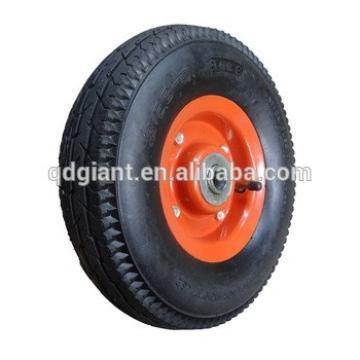 3.50-5 300mm pneumatic rubber wheel