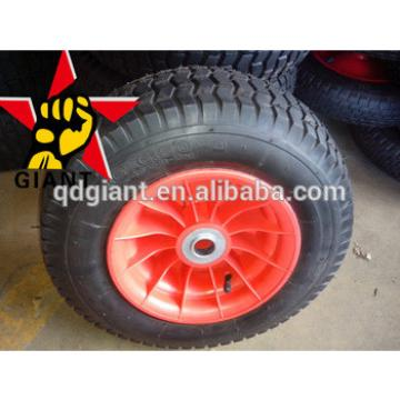 garden machinery wheelbarrow rubber pneumatic wheel 6.50-8