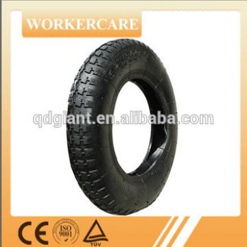 3.25/3.00-8 black inflatable Wheelbarrow tire 6 to 20 inches