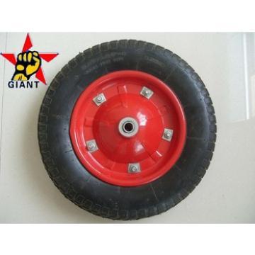 Best saler Heavy Buty wheelbarrow tyre&tube3.00-8