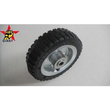 """8"""" 2.50-4 pneumatic rubber wheel for wagons"""
