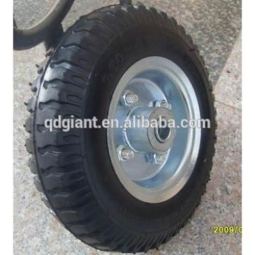 200x50 Pneumatic wheel used in Hand trolley