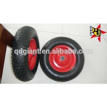 16 inch 4.00-8 wheels for barrows