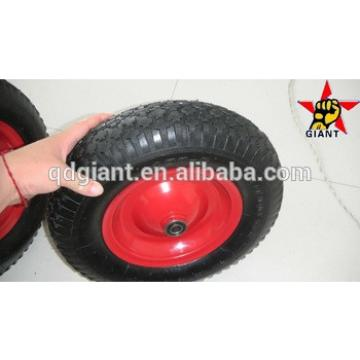 16 inch 4.00-8 rubber tire for barrow