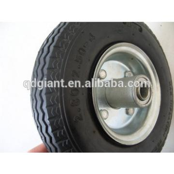 8 inch 200x50mm Pneumatic wheel