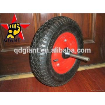 Model number16 inch 4.00-8 Cart wheels and Axles