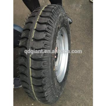 Heavy duty Truck tyre 6.50-14 Tube and Tire