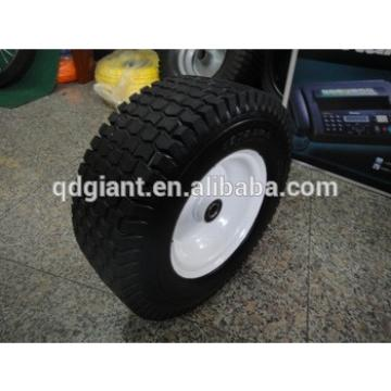 Heavy duty Pneumatic wheel 13x 5.00-6 for Beach cart