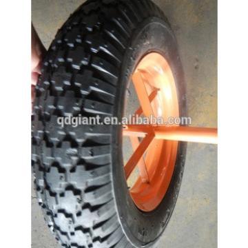3.50-8 Pneumatic tyre wheelbarrow wheel
