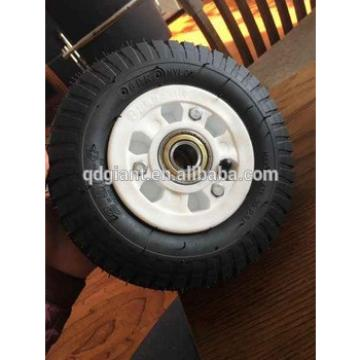 """8""""x2.50-4 pneumatic rubber wheel for hand trolley"""