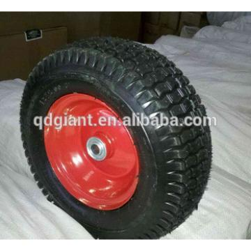 500x6 Pneumatic Tyres for Heavy Duty Beach Cart