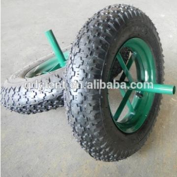 14 inch 3.50-8 Air rubber wheels for wheelbarrow