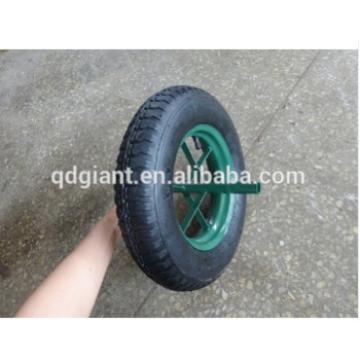 3.50-8 pneumatic rubber wheel for hand truck