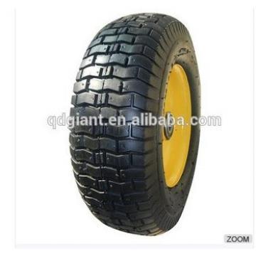 5.00-8 2&4PR steel rim pneumatic wheel