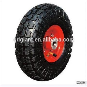 Popular 4.10/3.50-4 pneumatic wheel