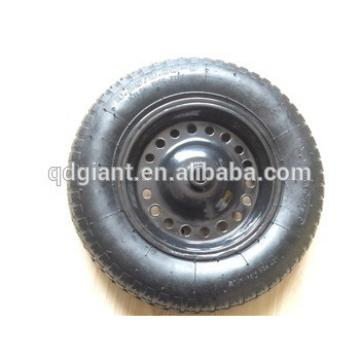 qingdao pneumatic trolley wheels wheelbarrow wheels 3.00-8