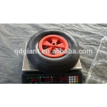 cheap pneumatic tyres trolley wheels 3.50-6 for sale