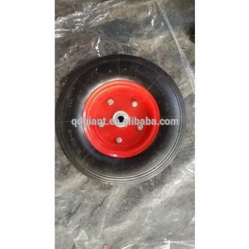rubber wagon cart / wheel barrow wheel tyre 3.50-6