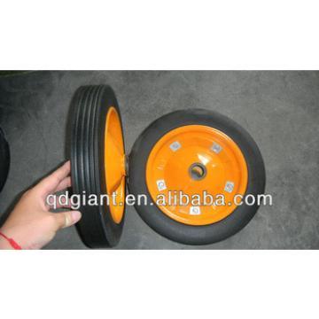 Wheelbarrow Rubber Powder wheel 13x3
