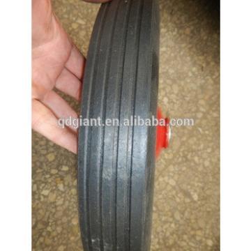 "Wheel barrow WB6400 Solid Rubber Wheel 13""x3"""