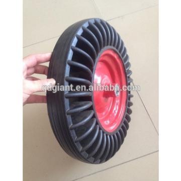 16 inch solid wheel 3.50-8