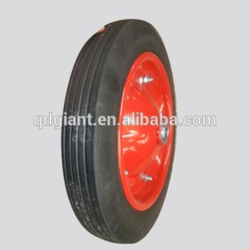 13 inch solid rubber wheel