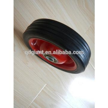 5 inch solid rubber wheel 5x1.5