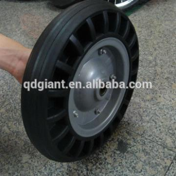 13x2.50-8 solid rubber wheel