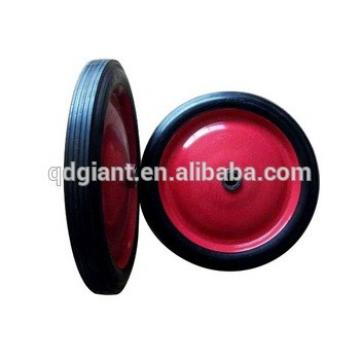 16x1.75 solid rubber wheel