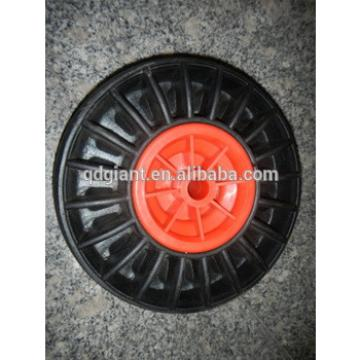 solid rubber wheel 10x3