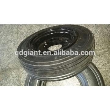 15 Inch Cement Mixers Solid Rubber Wheel 4.50-8