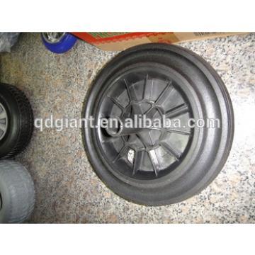 Dustbin solid wheels 12x2