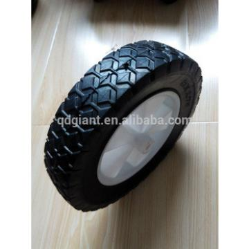8inch plastic wheels for tool cart 8x1.75