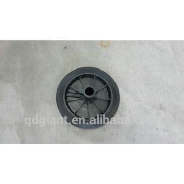 100L dust bin rubber wheel