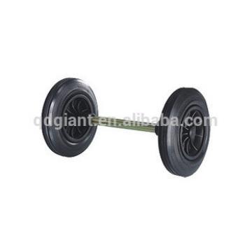 120L/240L used dust bin plastic wheels