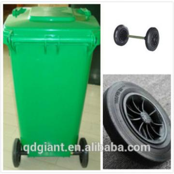 "8"" Solid Bin Wheel for Mobile Garbage Bin"