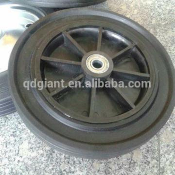 Pressure washer rubber wheels 8inch and 10inch