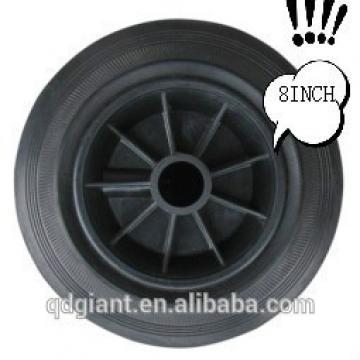 Garbage bin wheel 200mmx50mm