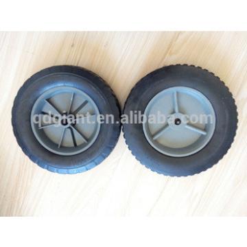 lawnmower solid rubber wheel 8inch x 1.75inch